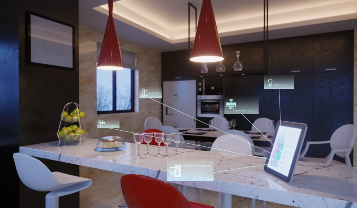 Cocinas más inteligentes: ¿Cómo nos cambia la tecnología?