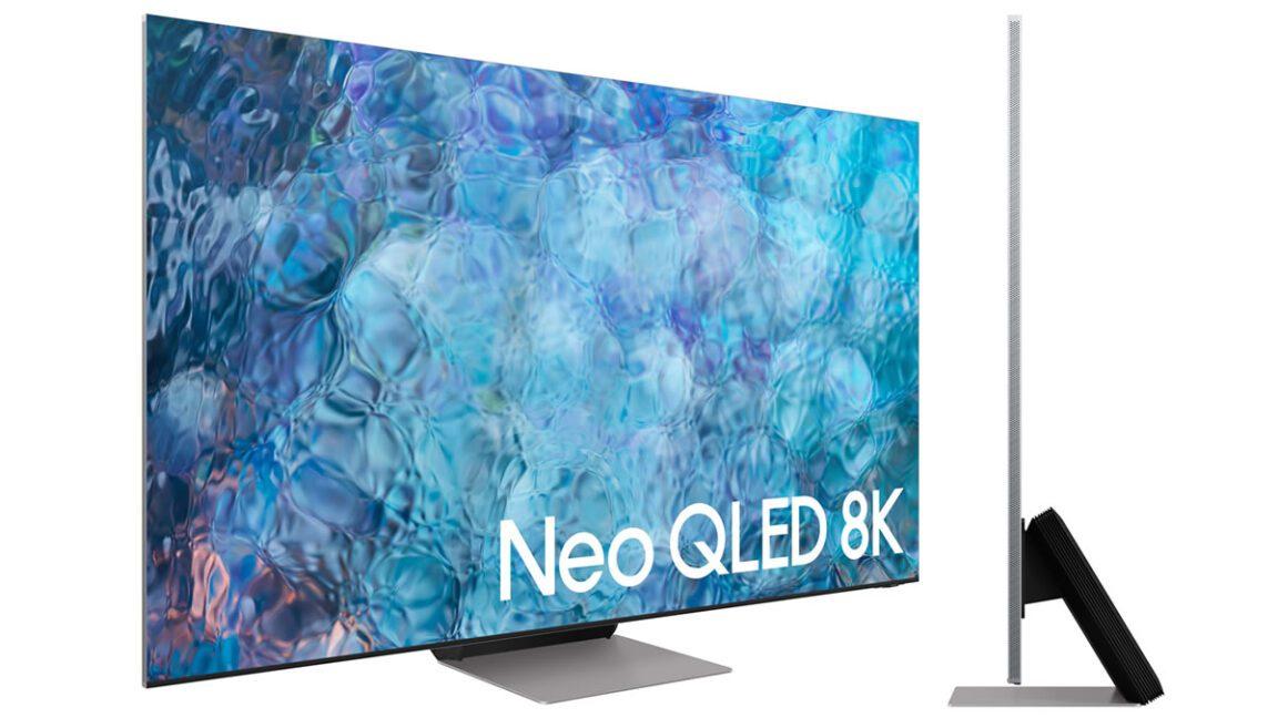 Televisor Samsung serie 9 8K de 75 pulgadas (2021)